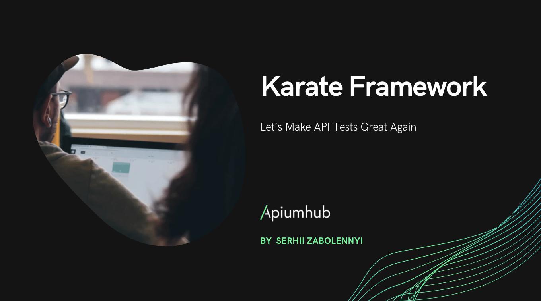 Karate Framework