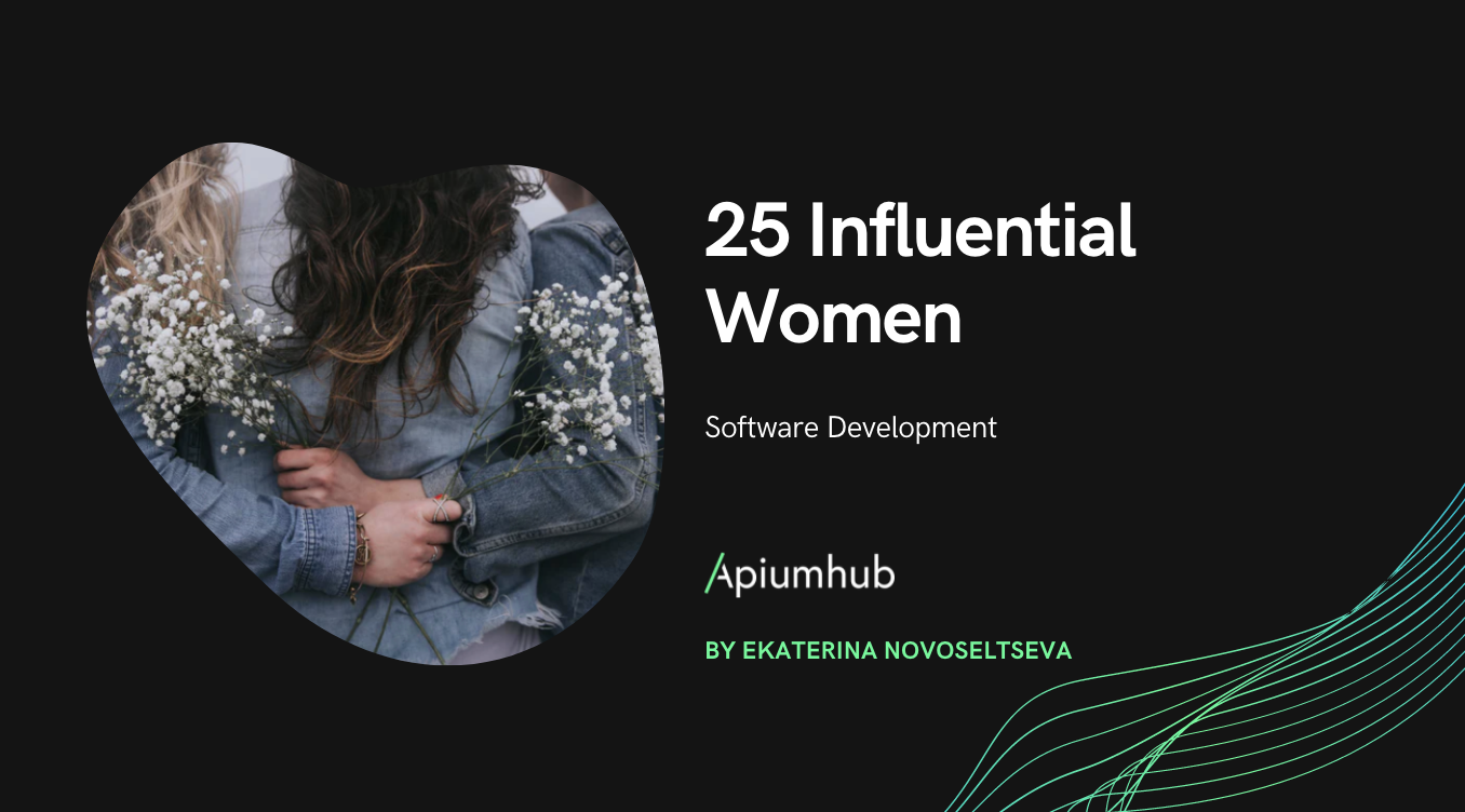 25 influential women in software development