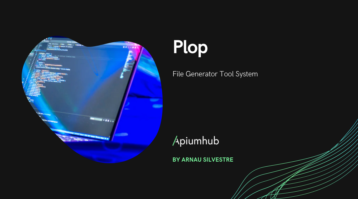 What is Plop - File Generator Tool System