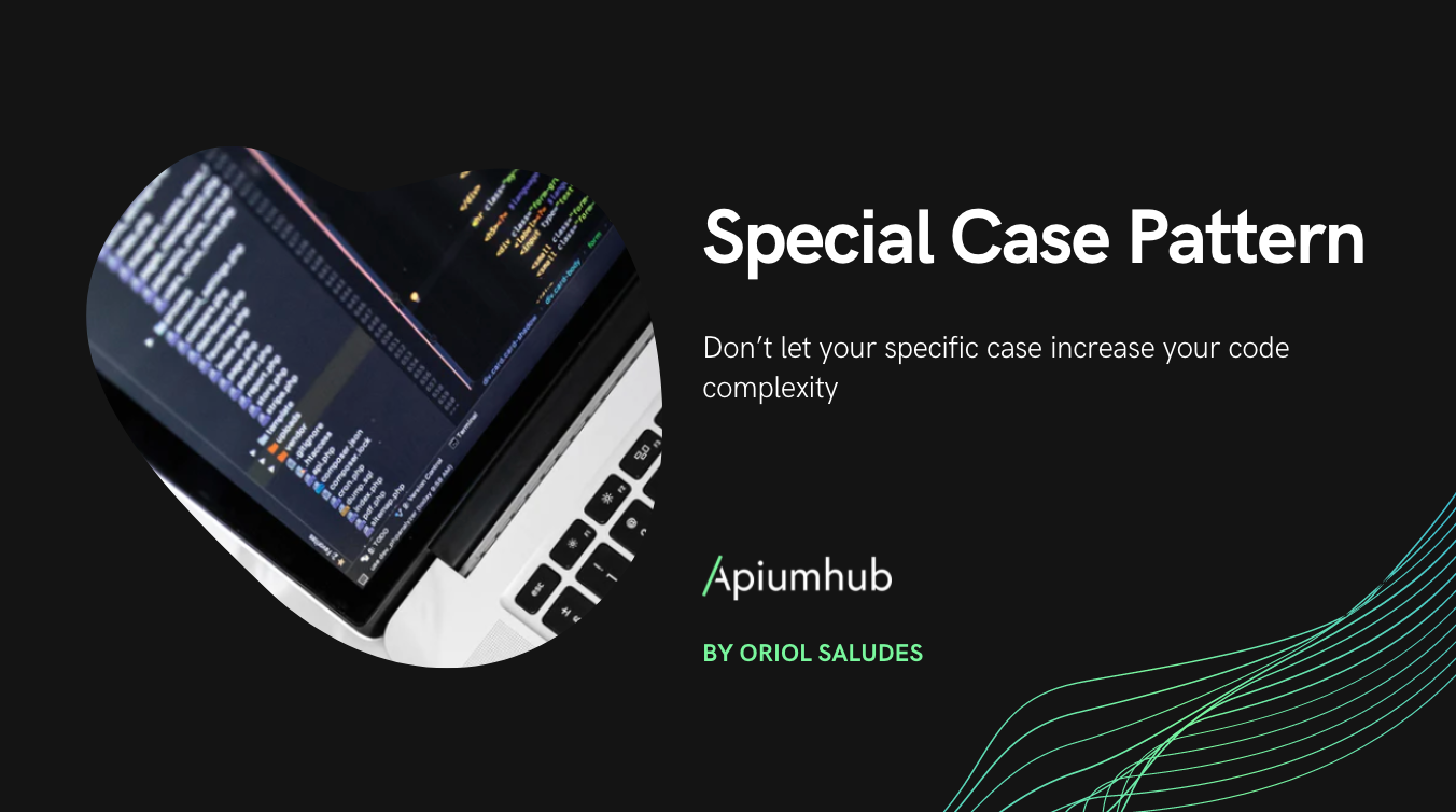 Special Case Pattern