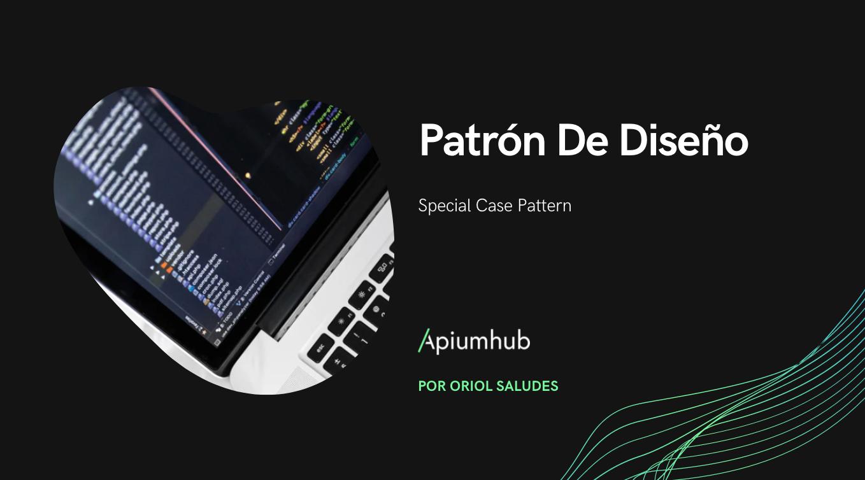 Patrón de diseño: Special case pattern