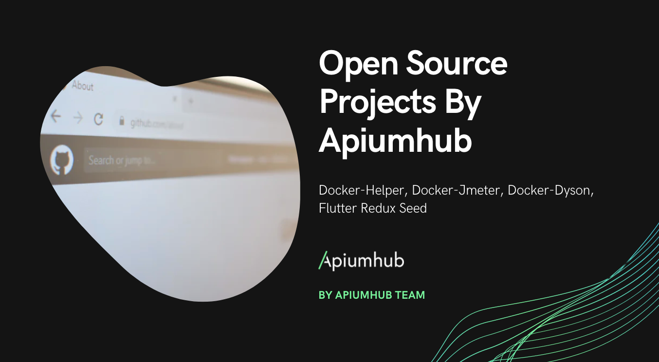 Open Source Projects By Apiumhub