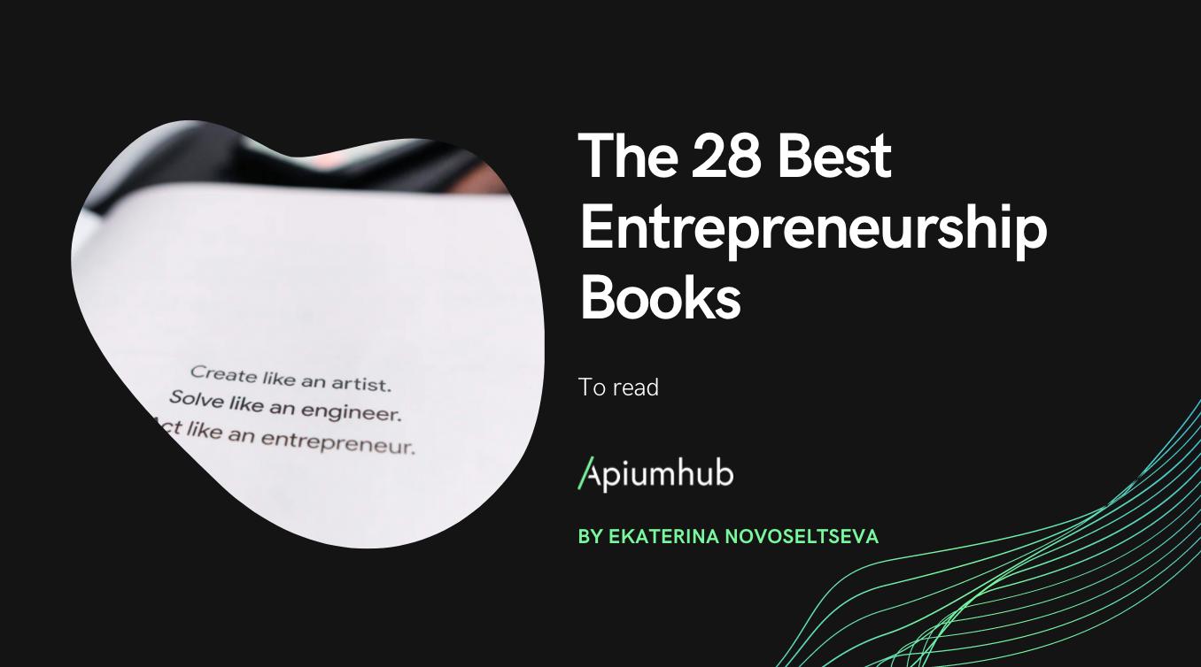 The 28 best entrepreneurship books to read in 2020