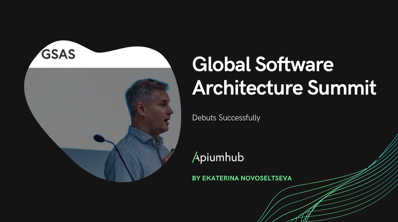Global Software Architecture Summit debuts successfully