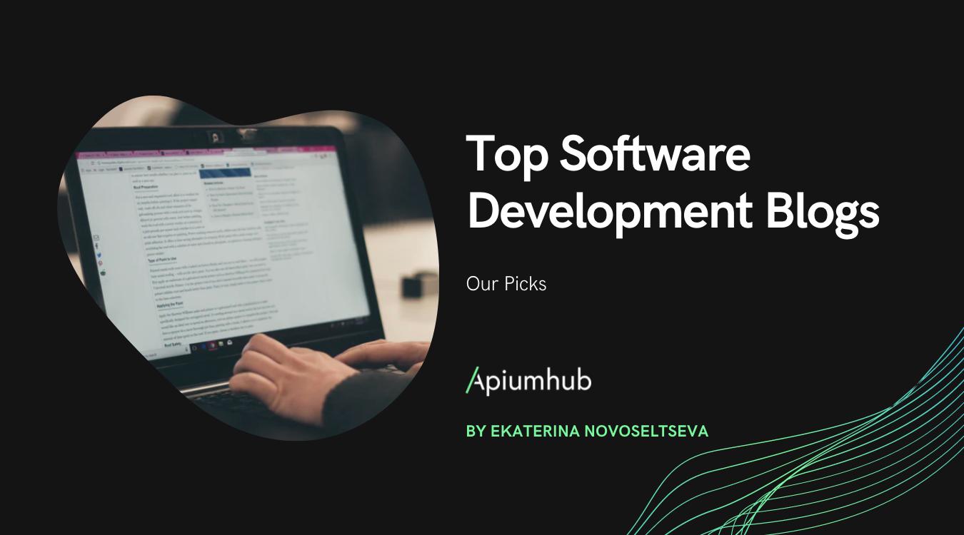 Our picks: top software development blogs