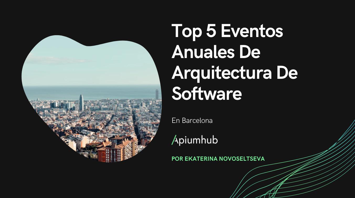 Eventos Anuales De Arquitectura De Software