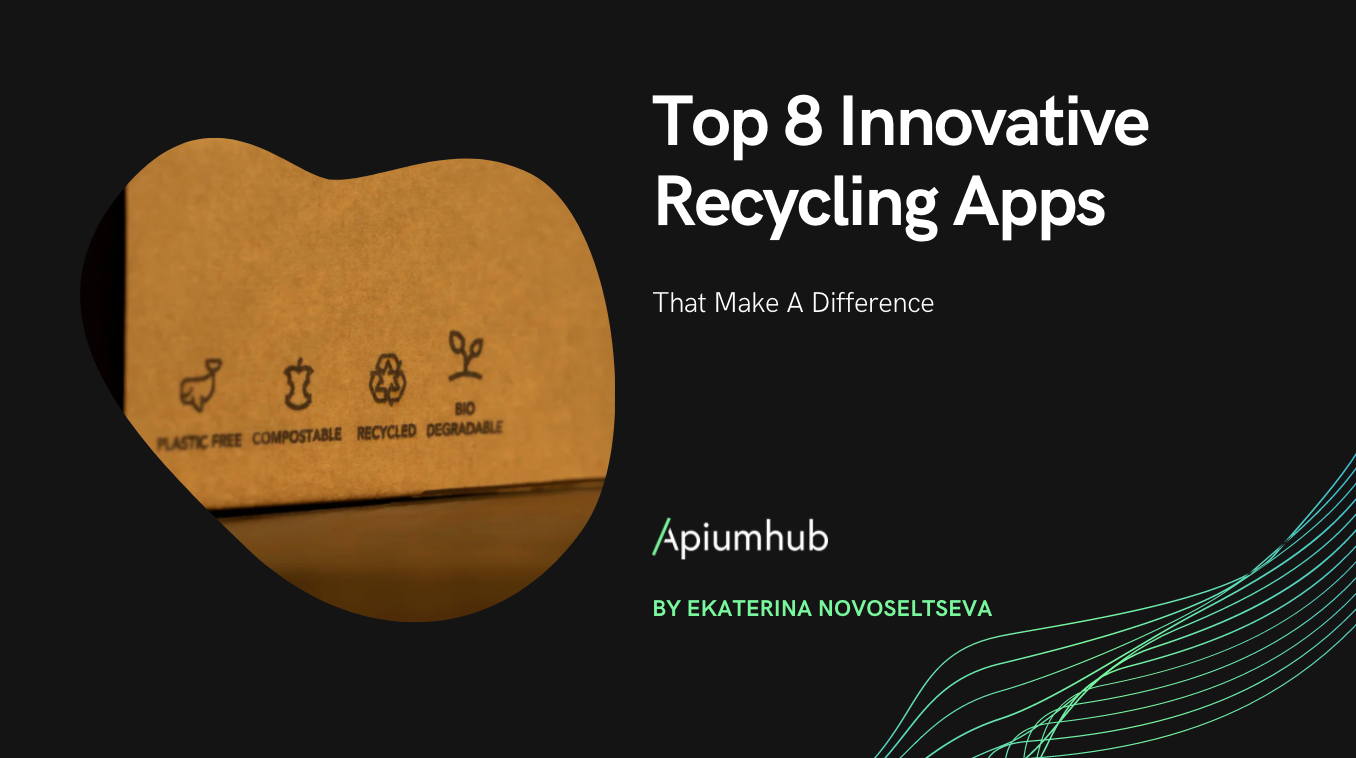 Innovative Recycling Apps