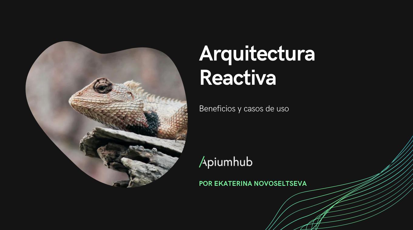 Arquitectura Reactiva