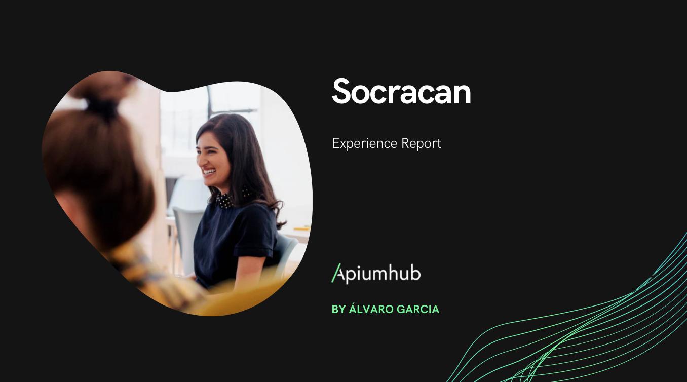Socracan 2020 Experience Report