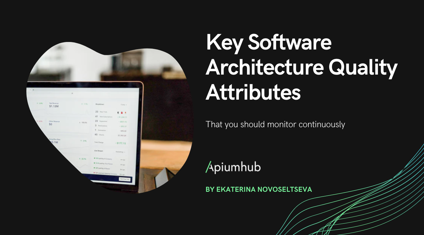 Key Software Architecture Quality Attributes