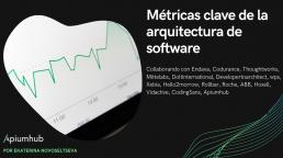 Métricas clave de la arquitectura de software