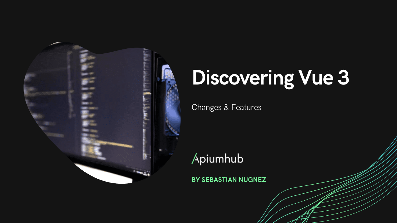 Discovering Vue 3