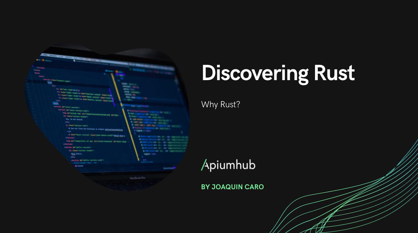 Discovering functionalities in Rust