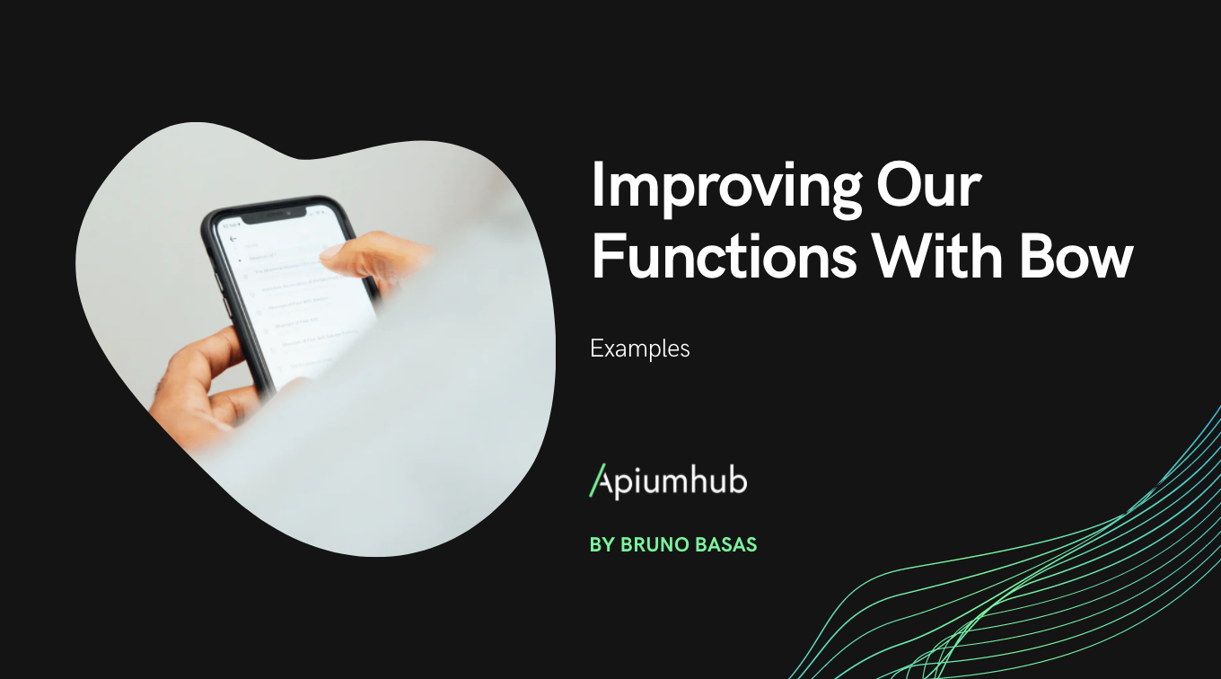 Improving our functions with Bow