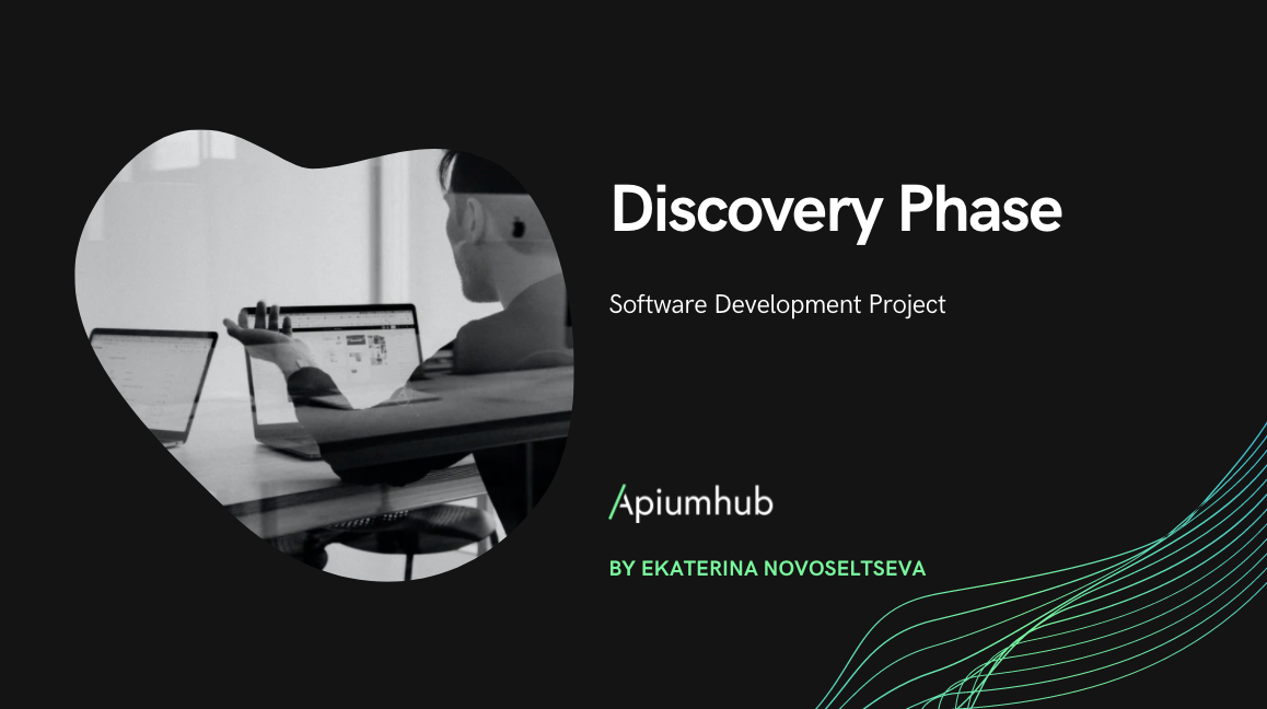 Discovery Phase Of A Software Development Project