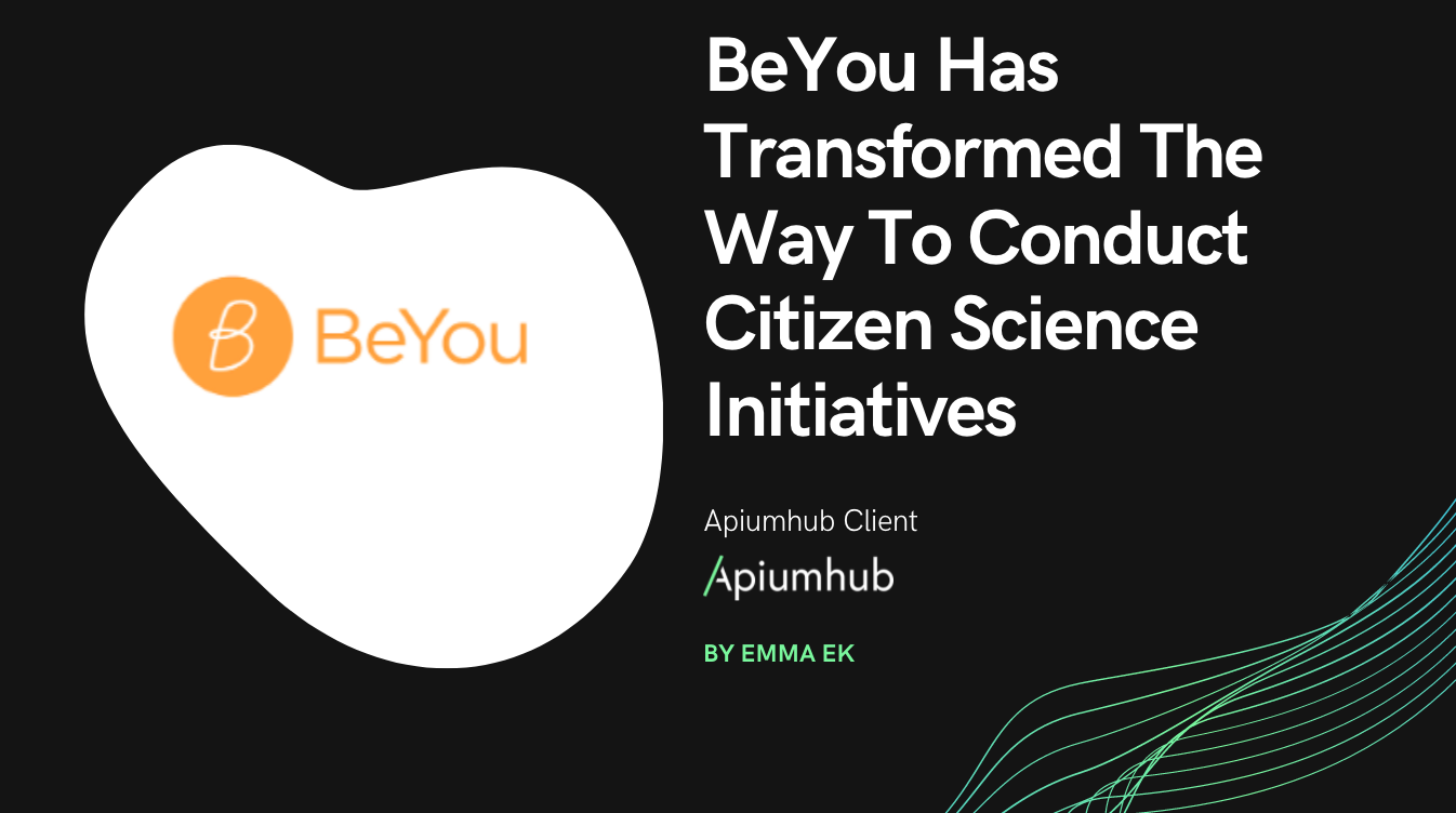 BeYou Has Transformed The Way To Conduct Citizen Science Initiatives