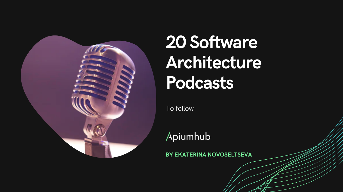 20 Software Architecture Podcasts