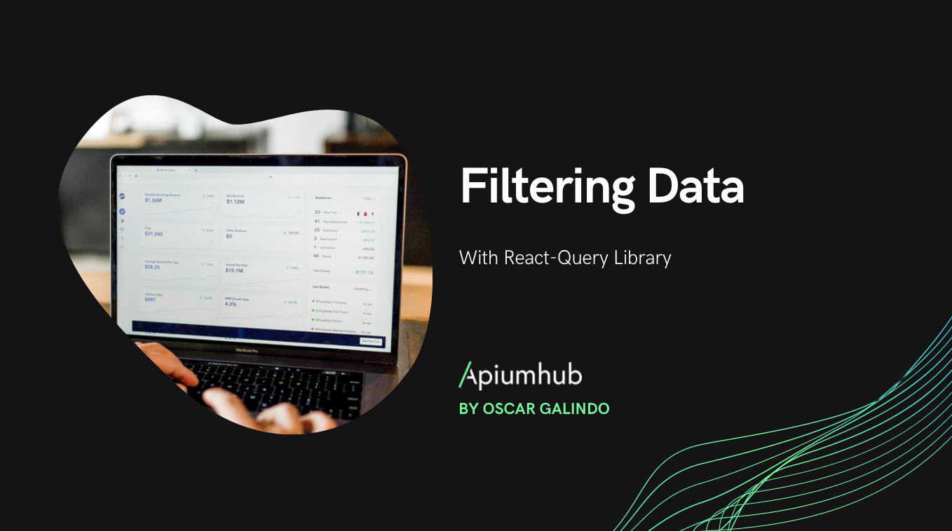 Filtering Data With React-Query Library