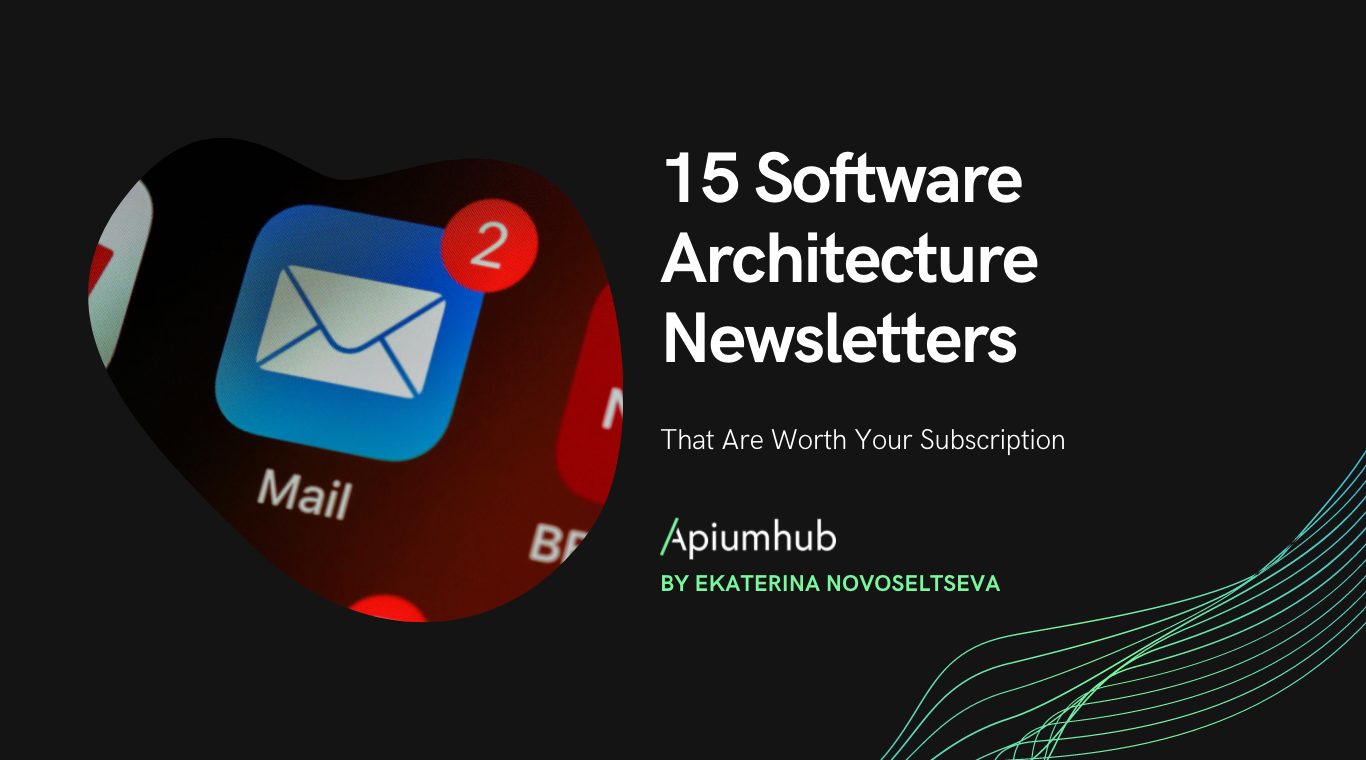 Software Architecture Newsletters
