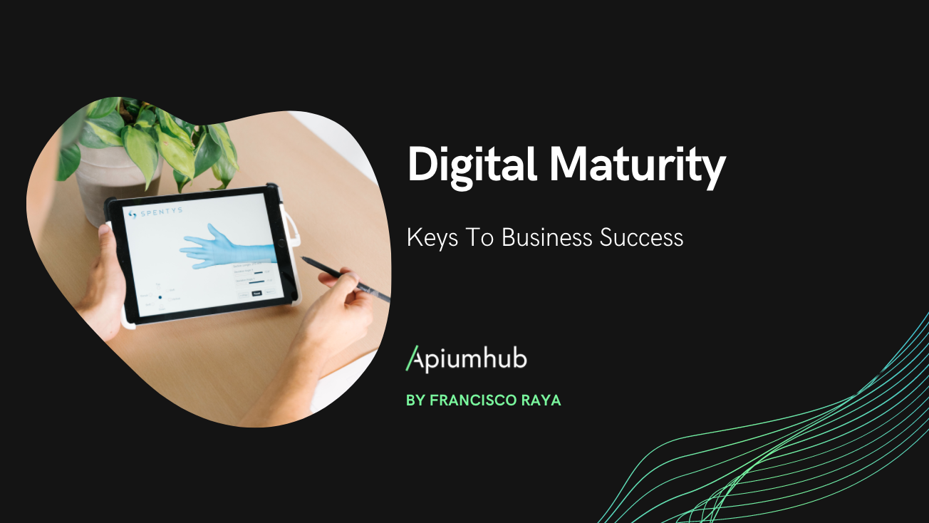 Digital Maturity Keys To Business Success apiumhub