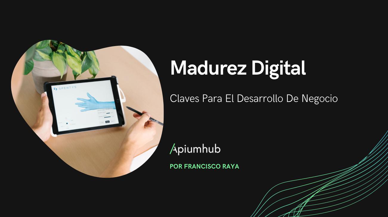 Madurez digital Claves Para El Desarrollo De Negocio apiumhub