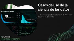 Casos de uso de la ciencia de los datos