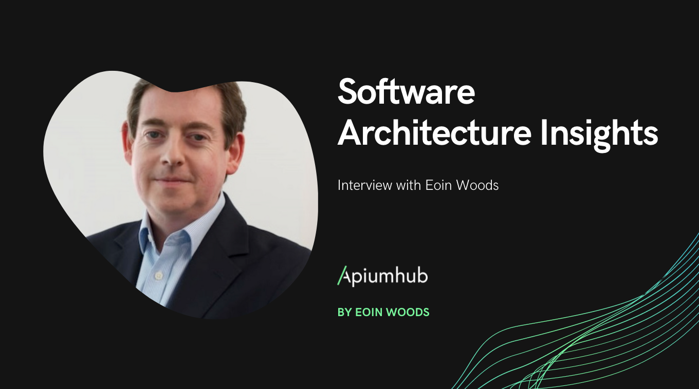 Software Architecture Insights eoin woods