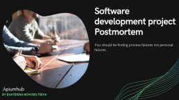 Software development project Postmortem