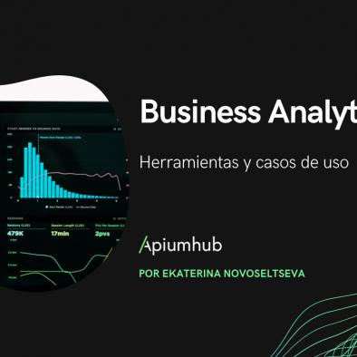 Herramientas y casos de uso de Business Analytics