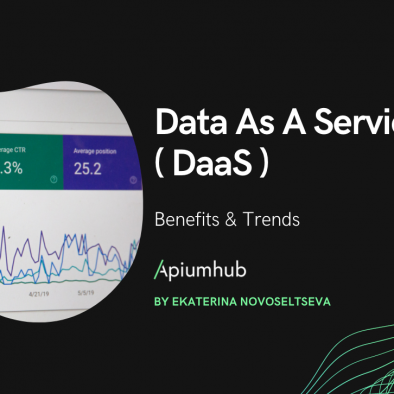 Data as a service ( DaaS ) benefits & trends