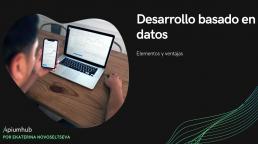 desarrollo basado en datos
