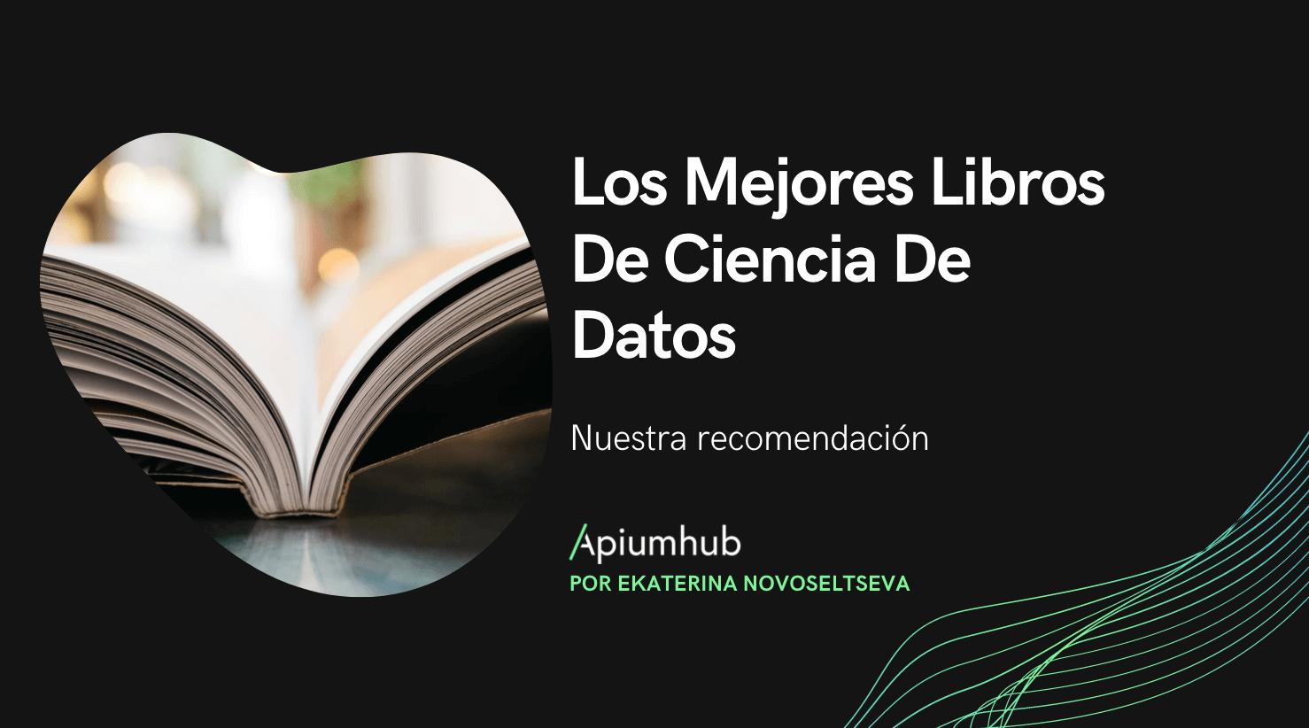 Los Mejores Libros De Ciencia De Datos