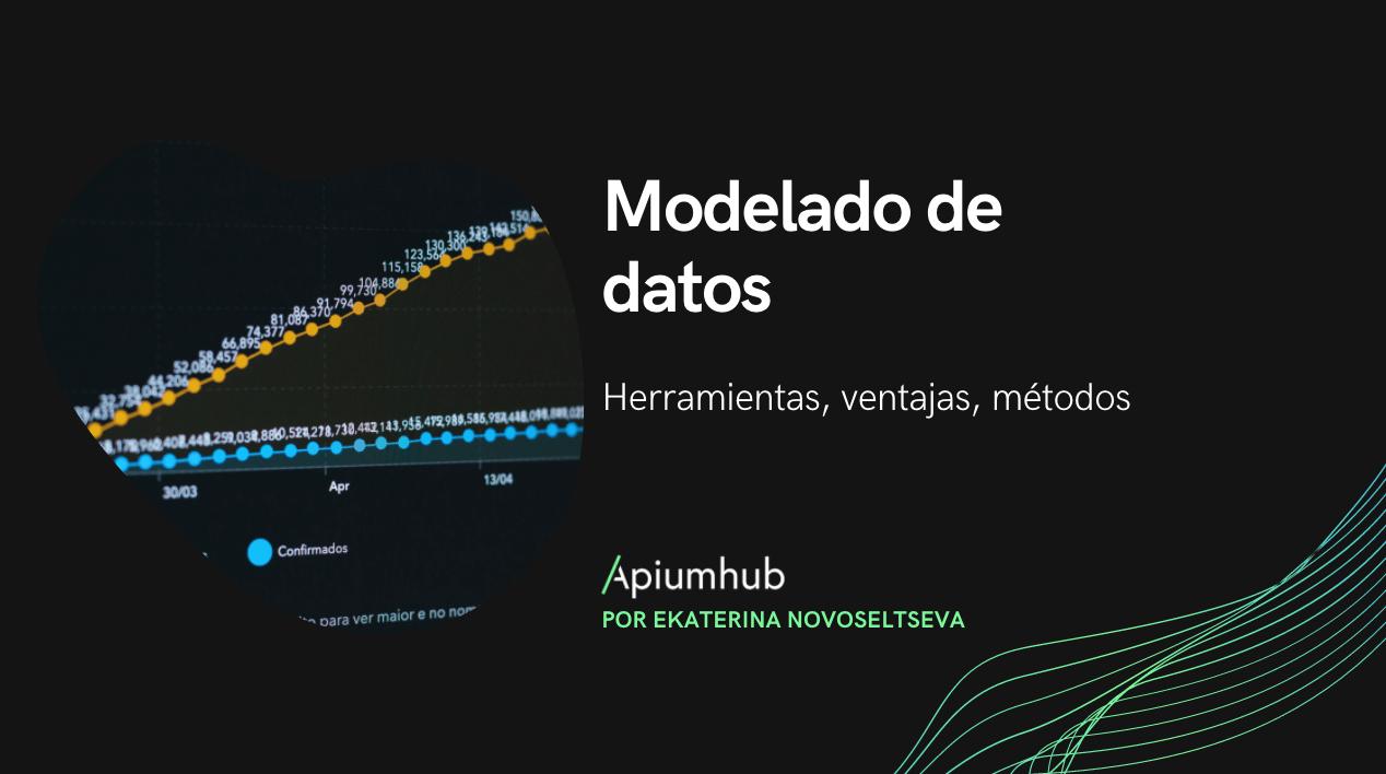 Principales herramientas de modelado de datos