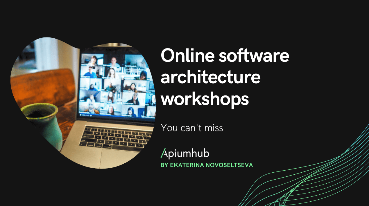 Online software architecture workshops