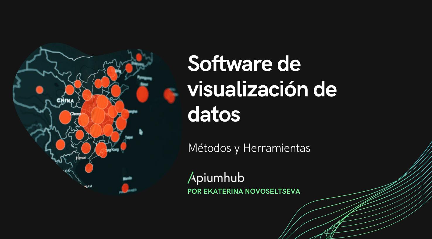 Software de visualizacion de datos