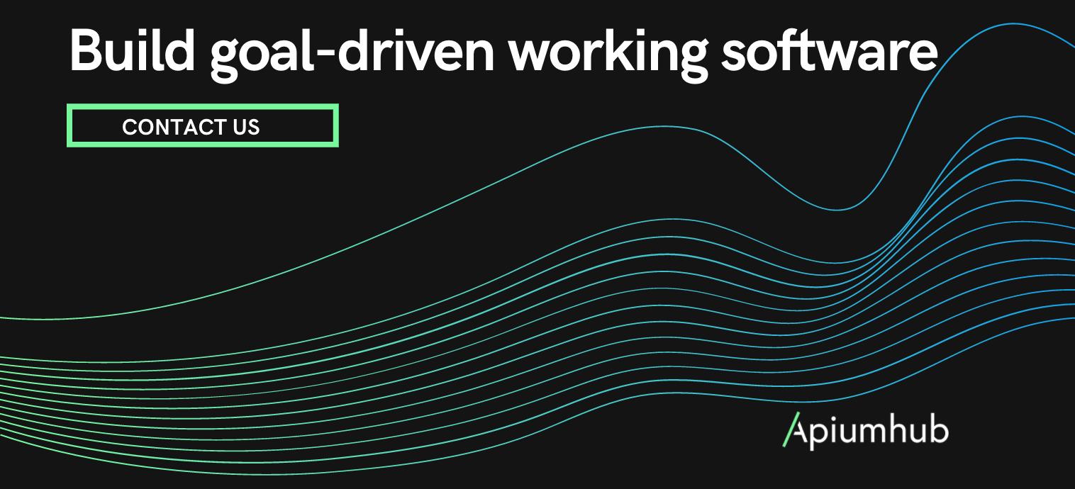 software development apiumhub