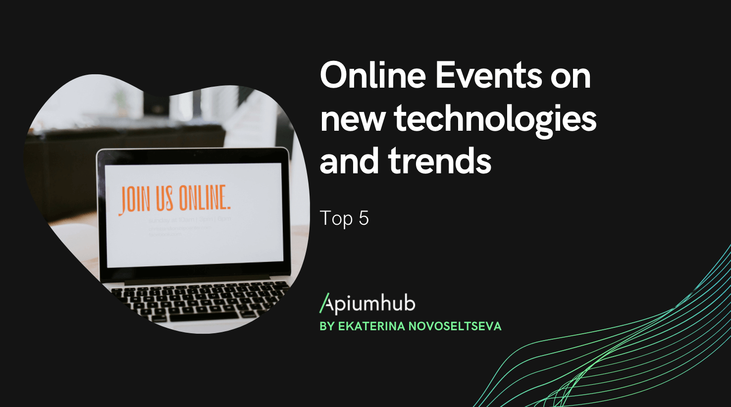 Online Events on new technologies