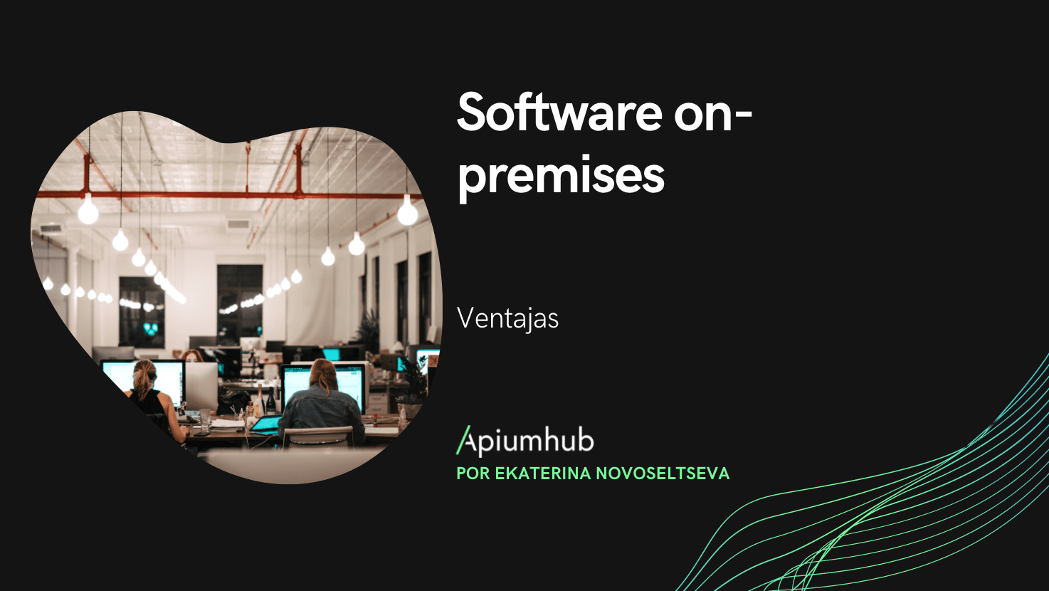 Ventajas del software on-premises