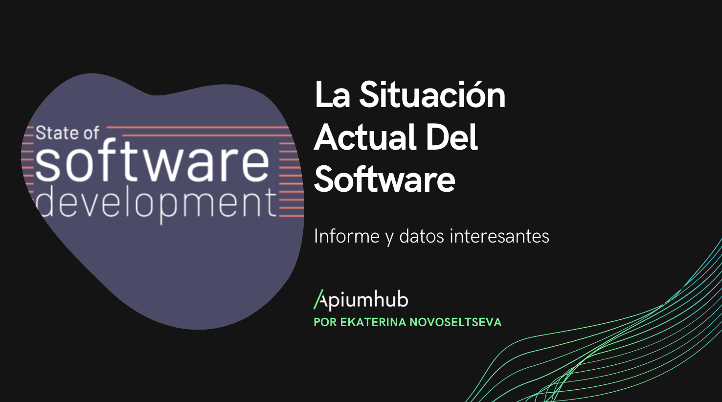 situacion actual del software
