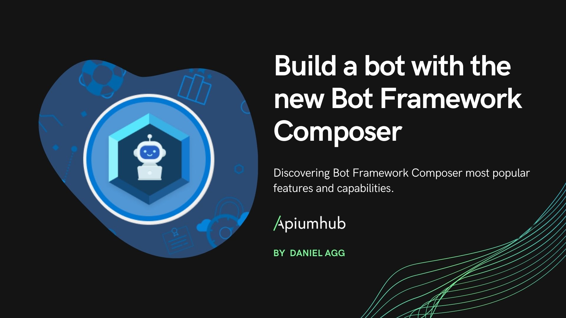 Build a bot with the new Bot Framework Composer