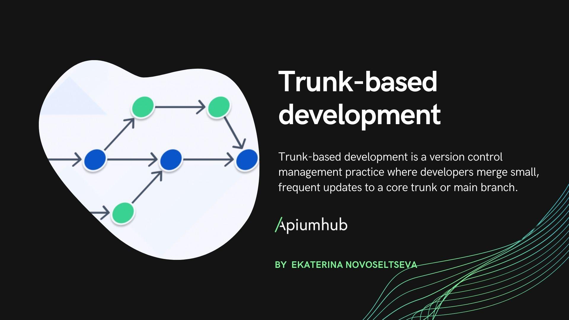 Trunk-based Development